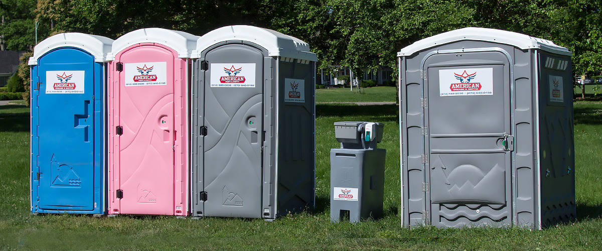 Portable Toilets And Wash Stations. Rent Porta Potties ...